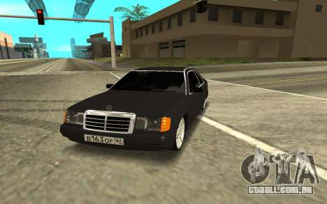A Mercedes-Benz Е320 para GTA San Andreas