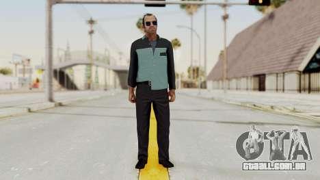 GTA 5 Trevor v3 para GTA San Andreas segunda tela