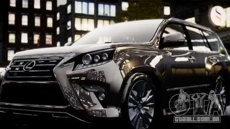 Lexsus GX460 para GTA 4