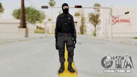 SIPE para GTA San Andreas segunda tela