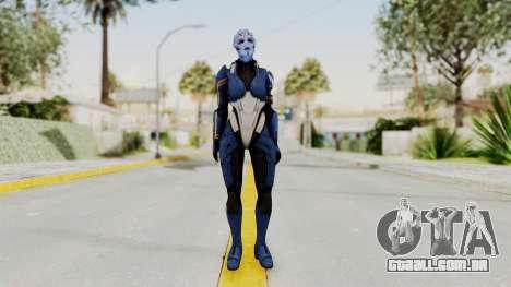Mass Effect 2 Tesla Vasir para GTA San Andreas segunda tela