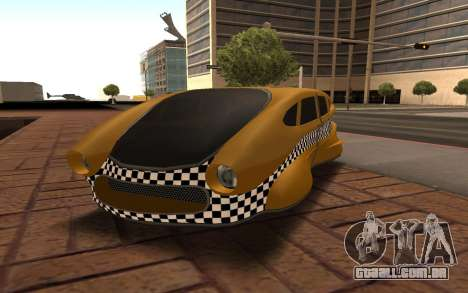 Flying Taxi para GTA San Andreas