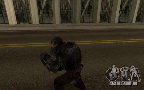 Crossbones para GTA San Andreas terceira tela