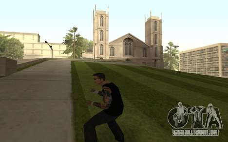 Wuzimu para GTA San Andreas terceira tela