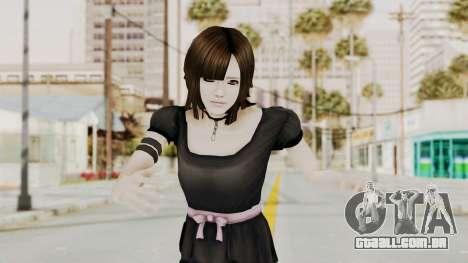 Madoka Tsukimori (Goth Version) para GTA San Andreas