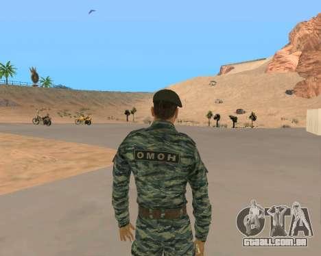 Pak Militar Russo para GTA San Andreas twelth tela