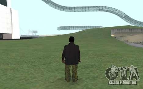 Novo Ballas 3 para GTA San Andreas segunda tela