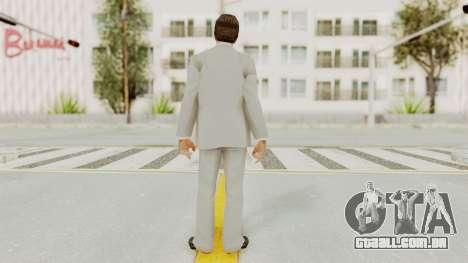 Scarface Tony Montana Suit v1 para GTA San Andreas terceira tela