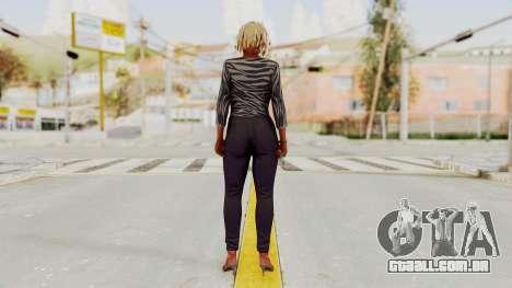 GTA 5 Hooker 3 para GTA San Andreas terceira tela