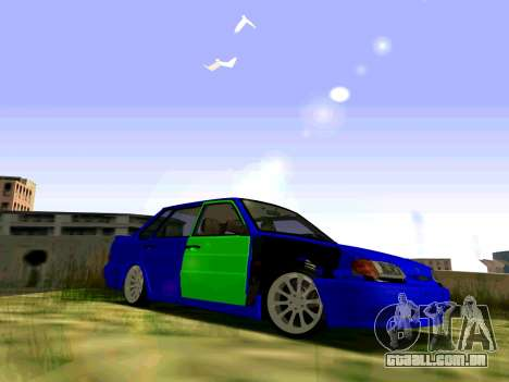 2115 Feridos para GTA San Andreas