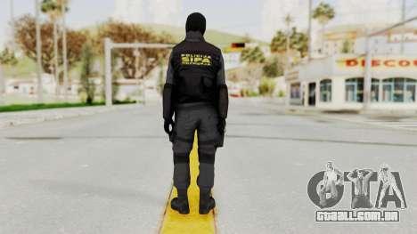 SIPE para GTA San Andreas terceira tela