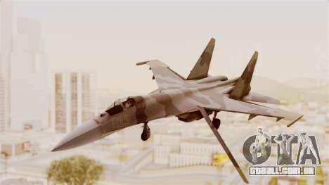 SU-27 Hydra para GTA San Andreas