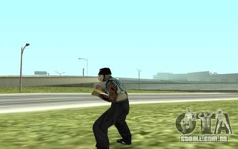 San Fierro Rifa Member para GTA San Andreas terceira tela
