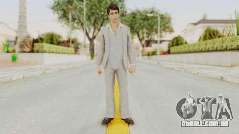 Scarface Tony Montana Suit v1 para GTA San Andreas segunda tela