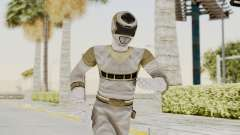 Power Rangers In Space - Silver