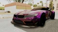 BMW Z4 GT3 Tobisawa Misaki