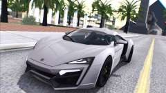 A W Motors, Lykan hypersport 2015 HQ