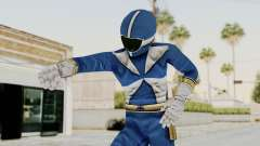 Power Rangers Lightspeed Rescue - Blue