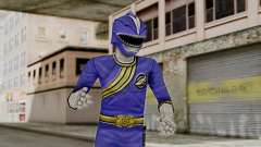 Power Rangers Wild Force - Blue