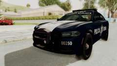 Dodge Charger RT 2016 Federal Police