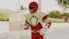 Mighty Morphin Power Rangers - Red Armor
