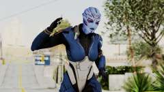 Mass Effect 2 Tesla Vasir