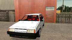 VAZ 2108 Stock by Greedy