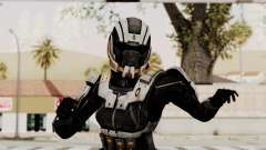 Mass Effect 3 Ajax Female Armor
