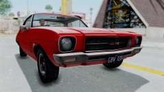 Holden Monaro GTS 1971 AU Plate HQLM