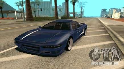 Infernus BlueRay V12 para GTA San Andreas