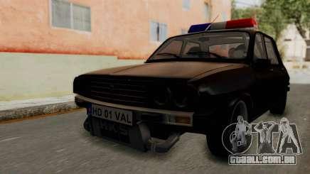 Dacia 1310 TX Turbo Police para GTA San Andreas
