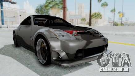 Nissan 350Z V6 Power para GTA San Andreas