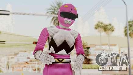 Power Rangers Lost Galaxy - Pink para GTA San Andreas