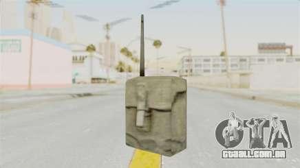 Metal Slug Weapon 4 para GTA San Andreas