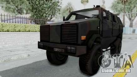 ATF Dingo para GTA San Andreas