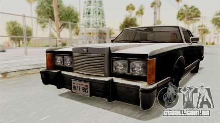 GTA 5 Dundreary Virgo IVF para GTA San Andreas