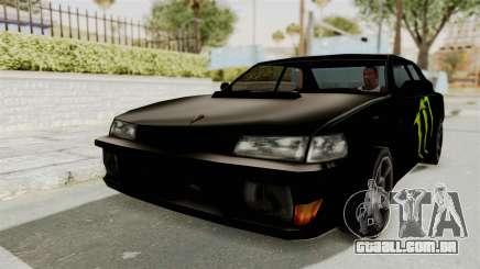 Monster Sultan para GTA San Andreas