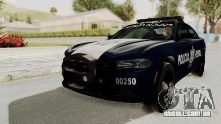 Dodge Charger RT 2016 Federal Police para GTA San Andreas