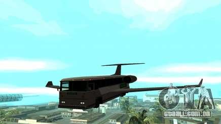 Sky Bus para GTA San Andreas