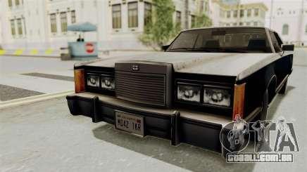 GTA 5 Dundreary Virgo SA Style para GTA San Andreas