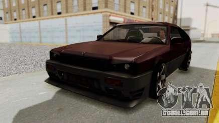 Blista CRX para GTA San Andreas