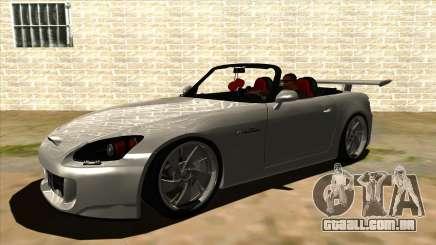 Honda S2000 MA Tunning para GTA San Andreas