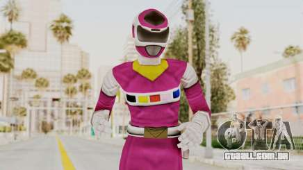 Power Rangers In Space - Pink para GTA San Andreas