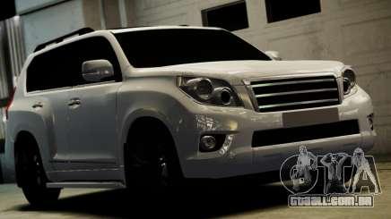 Toyota Land Crusier Prado 150 para GTA 4