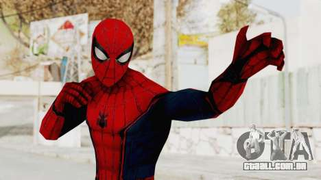 Marvel Future Fight - Spider-Man (Civil War) para GTA San Andreas