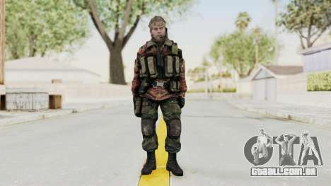 Battery Online Russian Soldier 2 para GTA San Andreas segunda tela