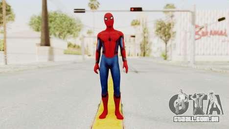 Marvel Heroes - Spider-Man (Civil War) para GTA San Andreas segunda tela