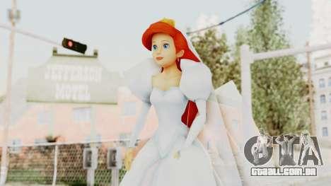 Ariel New Outfit v2 para GTA San Andreas terceira tela