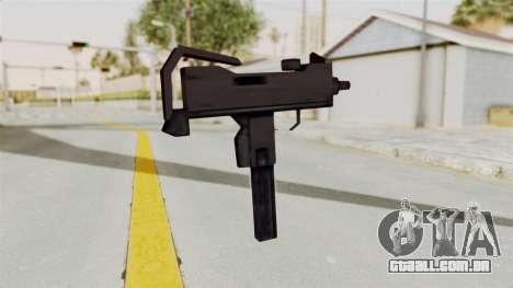 VC MAC-10 para GTA San Andreas segunda tela