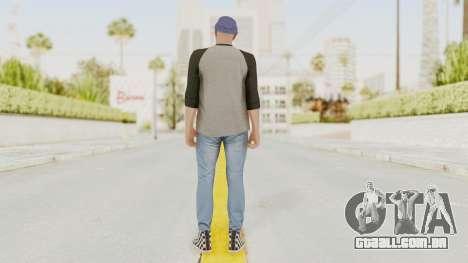 GTA 5 Skin Modified Eagle para GTA San Andreas terceira tela